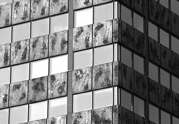 Jan 03 - Building in B&W
