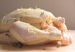 Mar 31 - Raw chicken