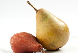 Oct 30 - Stewed pear