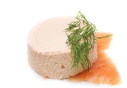 Sep 25 - Salmon mousse
