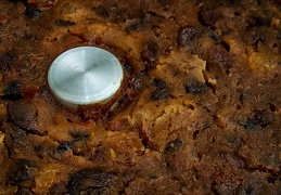 Nov 05 - Christmas pudding