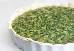 Nov 09 - Spinach pie
