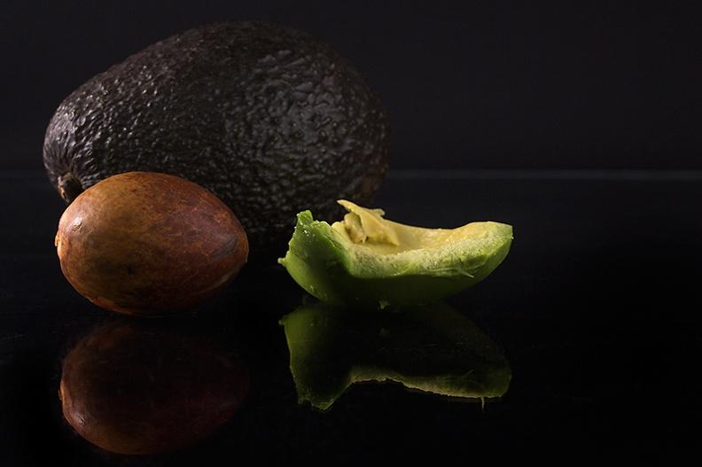 A guacamole ingredient