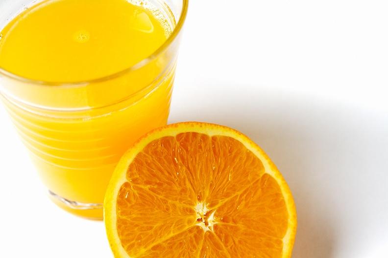 I needed some fresh orange juice tonight
