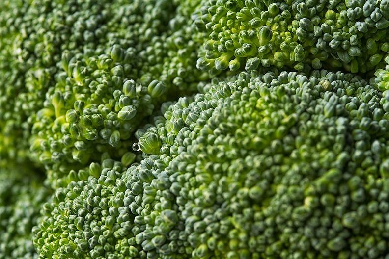 Broccoli detail