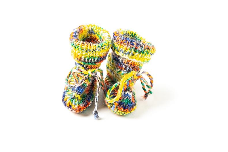 Some knitting work...