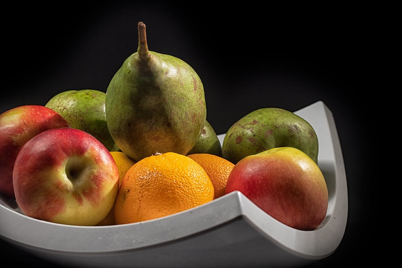 Pears and other fruit