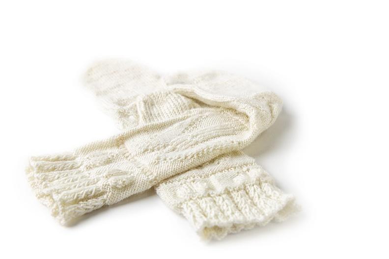 New socks are ready...