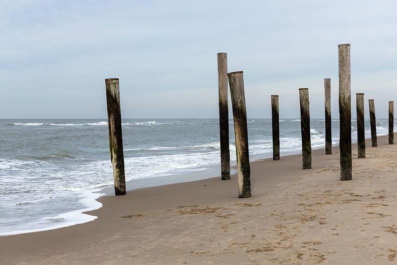 Beach view near Petten